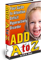 ADD A-Z  Attention Deficit Disorder book